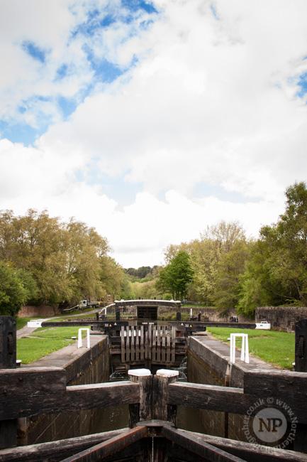 Leeds/Liverpool Canal Locks