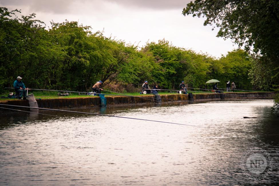 Leeds/Liverpool Canal Fishermen