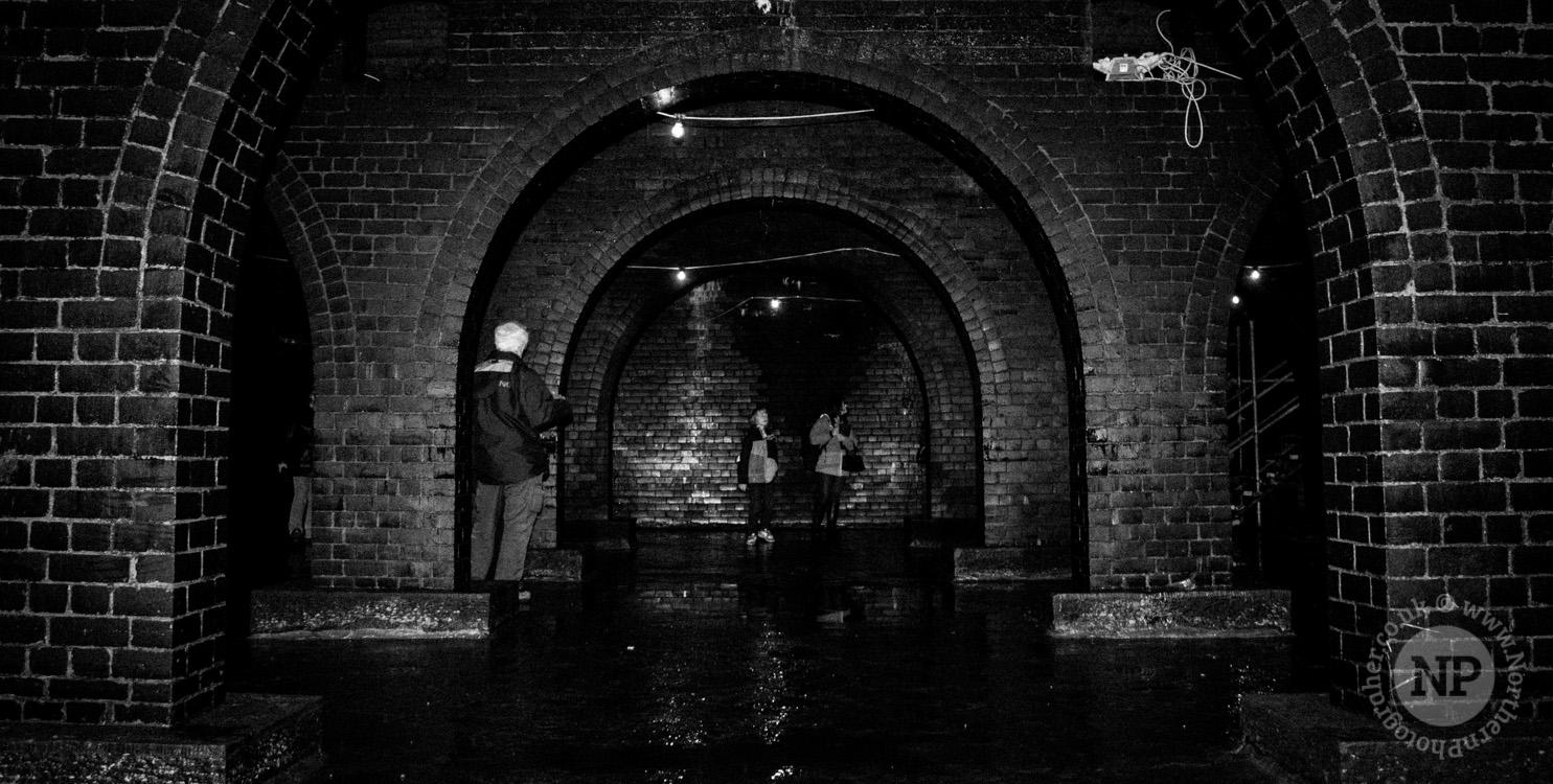 Underground Victorian Reservoir, Clayton-le-Woods