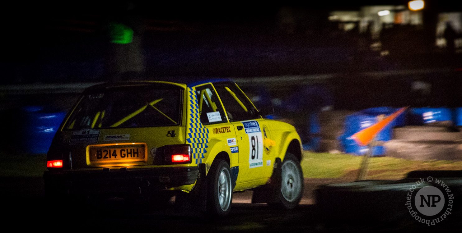 2014 Legend Fires North West Stages
