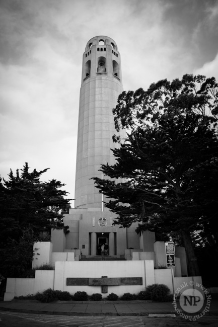 The Coit Tower