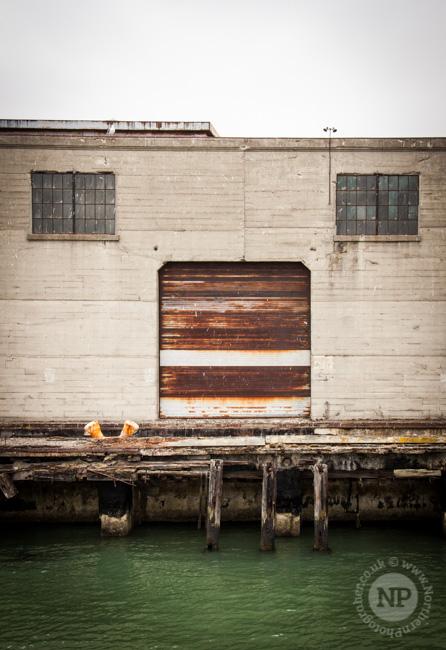 Alcatraz Landing at Pier 33, San Francisco