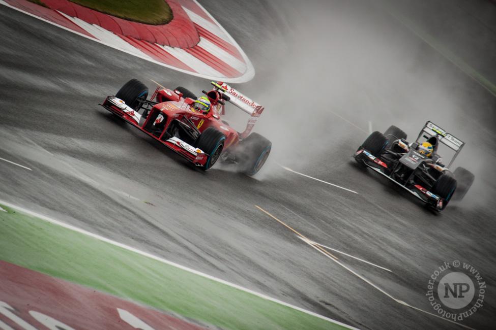 Felipe Massa & Esteban Gutierrez