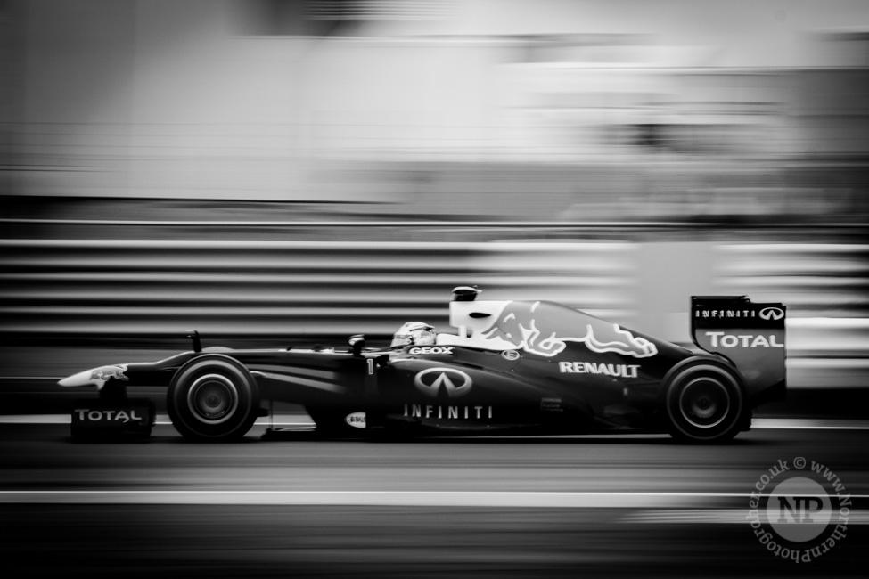 Sebastian Vettel, Redbull