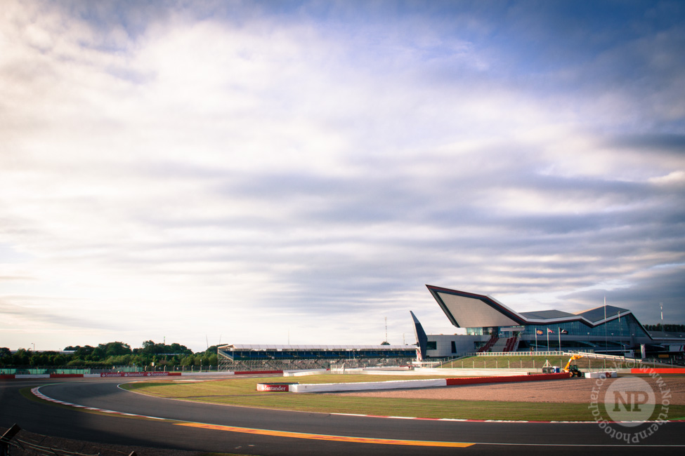 The Silverstone Wing